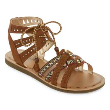 jcpenney.com | Arizona Martin Womens Gladiator Sandals