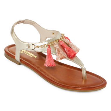 jcpenney.com | Arizona Sampson Womens Flat Sandals