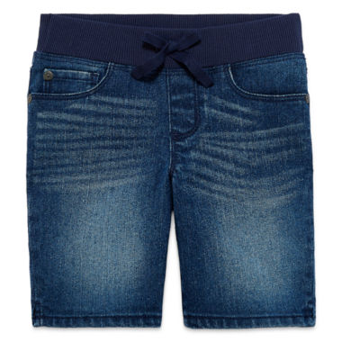 jcpenney.com | Arizona Knit Bermuda Shorts - Preschool Girls