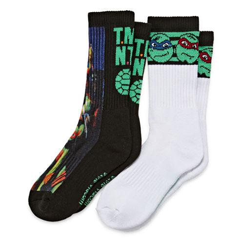 TMNT Crew Socks