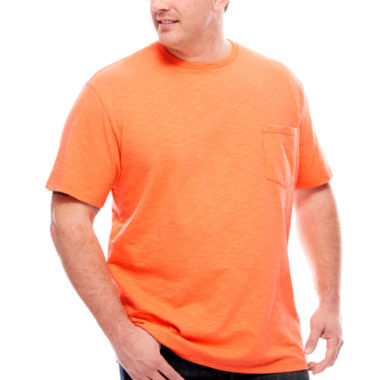 jcpenney.com | The Foundry Big & Tall Supply Co.Pocket Fashion T-Shirt-Big And Tall