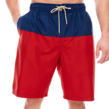 jcpenney.com | The Foundry Big & Tall Supply Co. Swim Shorts Big