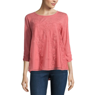 jcpenney.com | Rewind Tunic Top Juniors