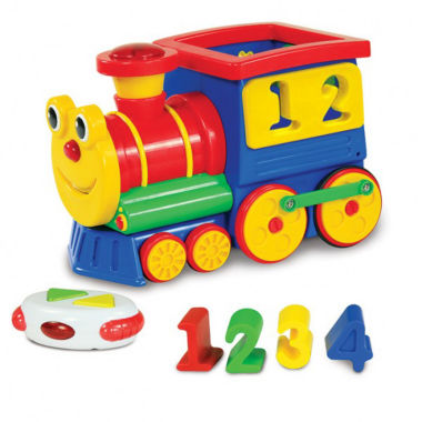 jcpenney.com | The Learning JourneyRemote Control Shape Sorter, Number Express Train