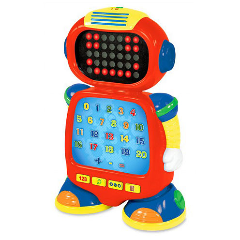 The Learning Journey Touch & Learn - Mathematics Bot