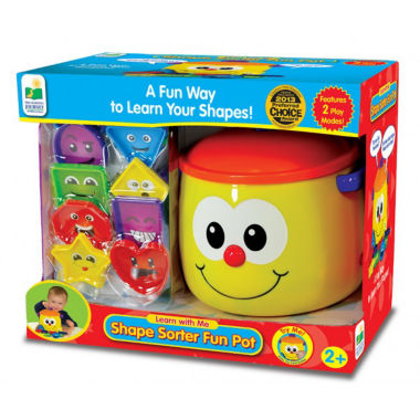 jcpenney.com | The Learning JourneyLearn with Me, Shape Sorter Fun Pot