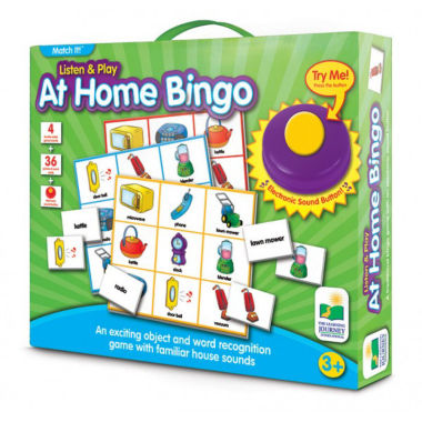 jcpenney.com | The Learning JourneyMatch It! Listen & Play Bingo, Home