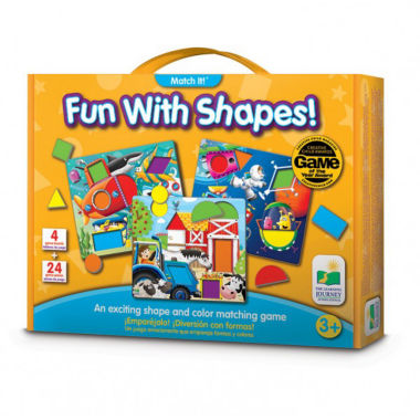 jcpenney.com | The Learning Journey Match It! Fun With Shapes