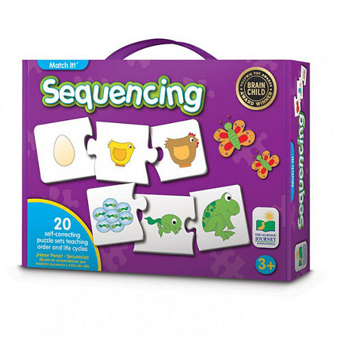 The Learning JourneyMatch It! Sequencing