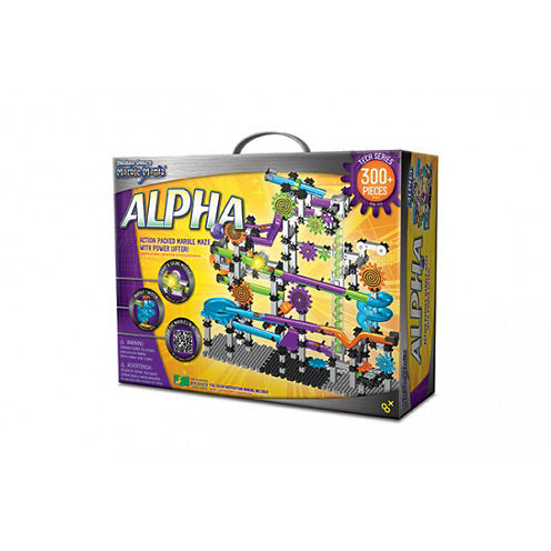 The Learning JourneyTechno Gears Marble Mania Alpha (300+ pcs)