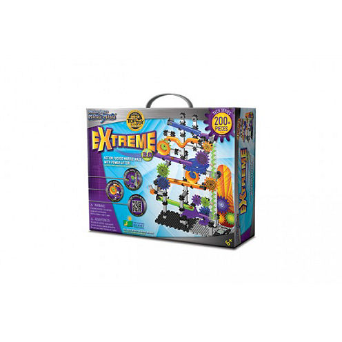 The Learning JourneyTechno Gears Marble Mania Extreme 3.0 (200+ pcs)