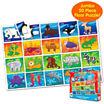 The Learning JourneyJumbo Floor Puzzles, Animals