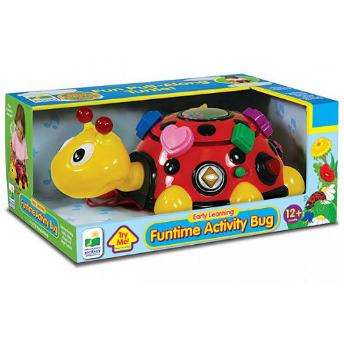 The Learning JourneyFuntime Activity Ladybug