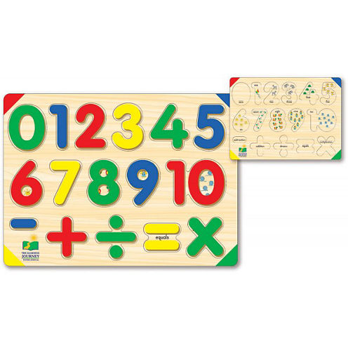 The Learning JourneyLift & Learn 123 Number Puzzle