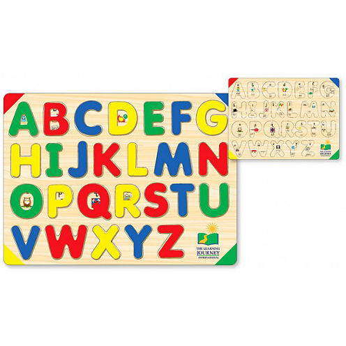 Lift & Learn Abc Puzzle Puzzle