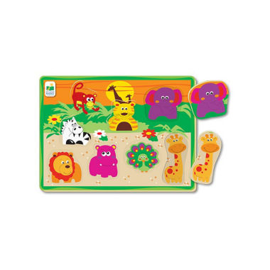 jcpenney.com | The Learning JourneyMy First Lift & Learn Safari Puzzle