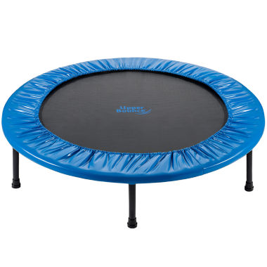 "jcpenney.com | Upper Bounce® 36"" Mini 2 Fold Rebounder Trampoline with Carry-on Bag Included"