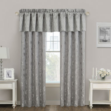jcpenney.com | Marquis By Waterford Samantha Rod-Pocket Valance