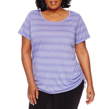 jcpenney.com | Made For Life Tunic Top Plus