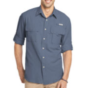 G.H. Bass® Solid Explorer Button-Front Shirt