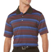 PGA TOUR® Pro Series Multi-Stripe Polo