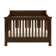 Million Dollar Baby Foothill 4-in-1 Convertible Crib - Espresso