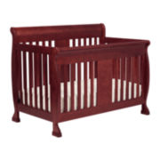 DaVinci Porter 4-in-1 Convertible Crib - Cherry