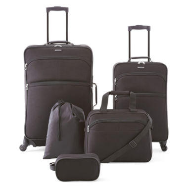 jcpenney.com | Protocol® Wagner 4-pc. Luggage Set
