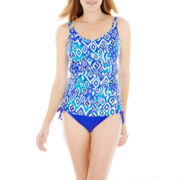 Maidenform Underwire Tankini Swim Top or High-Waist Hipster Bottoms