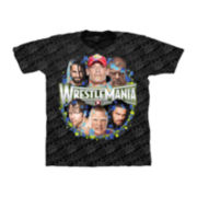 WWE Short-Sleeve Graphic Tee – Boys 8-20
