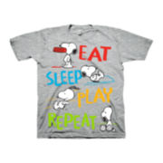 Snoopy Graphic Tee – Toddler Boys 2t-5t