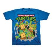 Teenage Mutant Ninja Turtles Short-Sleeve Graphic Tee - Boys 4-7