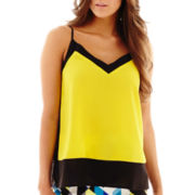 Bisou Bisou® Colorblock Cami