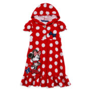 Disney Collection Minnie Mouse Cover Up - Girls 2-10