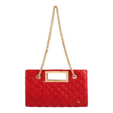 Jada Brave Honlunes Clutch   found at @JCPenney