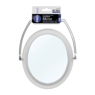 jcpenney.com | Hot Tools® Oval Mirror with Stand