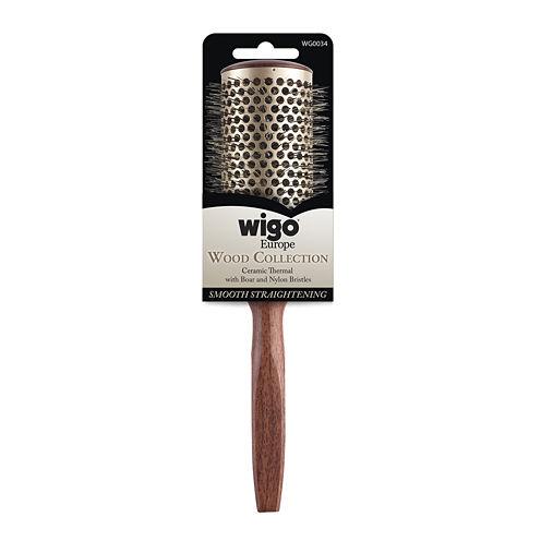 Wigo Wood Large Thermal Brush