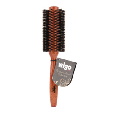 jcpenney.com | Wigo Wood Collection 100% Boar Medium Round Brush
