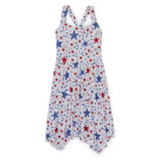 Arizona Star Sharkbite Dress - Girls 7-16 and Plus