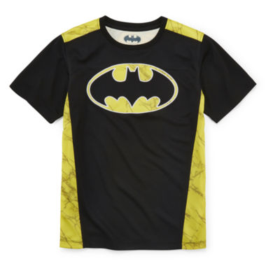 jcpenney.com | DC Comics® Batman Shield Tee - Boys 8-20