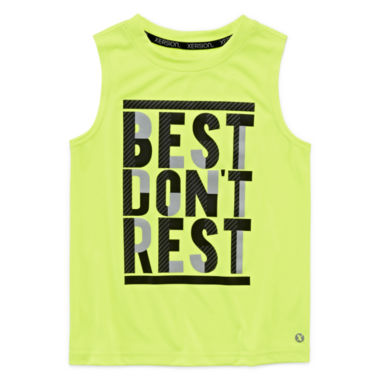 jcpenney.com | Xersion™ Muscle Shirt - Preschool Boys 4-7