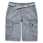 U.S. Polo Assn.® Cargo Shorts - Boys 8-20