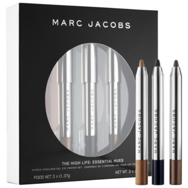 jcpenney.com | Marc Jacobs Beauty The High Life: Coveted Colors 3-Piece Petites Highliner Gel Eye Crayon Set