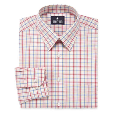 jcpenney.com | Stafford® Travel Performance Super Shirt - Big & Tall