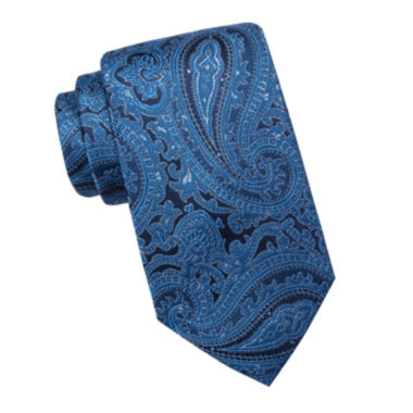 jcpenney.com | Collection by Michael Strahan Paisley Silk Tie