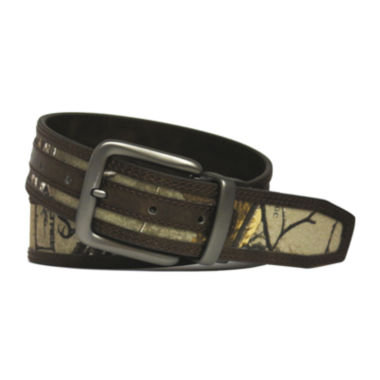 jcpenney.com | Realtree® Reversible XL Belt - Big & Tall