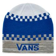 Vans® Silver Beanie Headwear