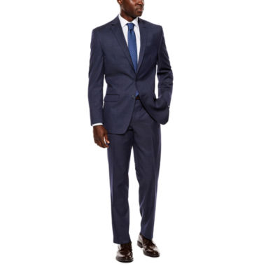 jcpenney.com | Collection by Michael Strahan Navy Tic Suit Separates - Classic Fit
