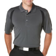 PGA Tour® 2-Color Airflux™ Polo Shirt - Big & Tall