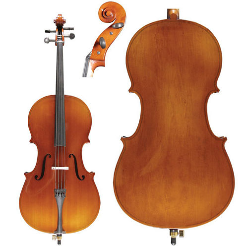 M. Ravel Cello Outfit
